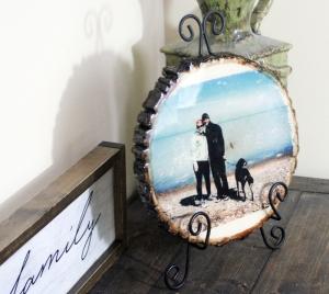ساخت قاب عکس های چوبی ساده با رزین اپوکسی