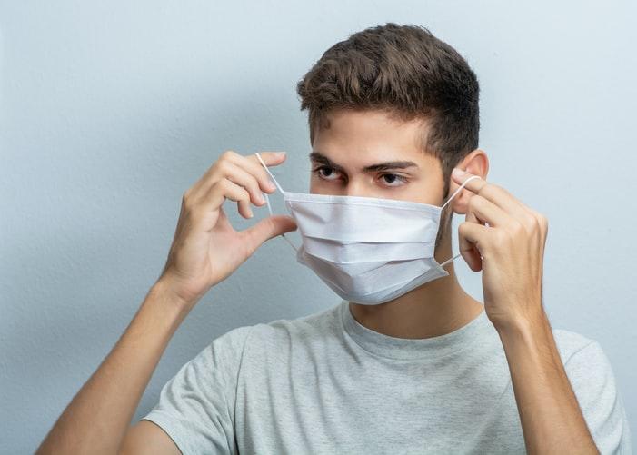 نحوه صحیح استفاده از ماسک - سایت آی تک کالا